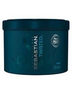 Sebastian Twisted Mask Elastic Treatment For Curls 500 ml