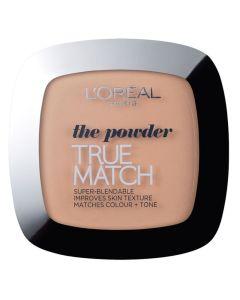L'Oréal True Match Super-Blendable Powder - 1.D/1.W Golden Ivory
