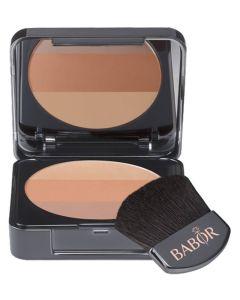 Babor Tri-Colour Blush - Bronze