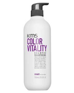 KMS ColorVitality Shampoo (N) 750 ml