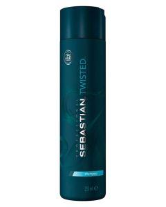 Sebastian Twisted Shampoo Elastic Cleanser For Curls 250 ml