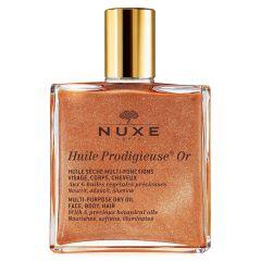 Nuxe Multi-Purpose Dry Oil Face Body Hair (Shimmer) 100 ml