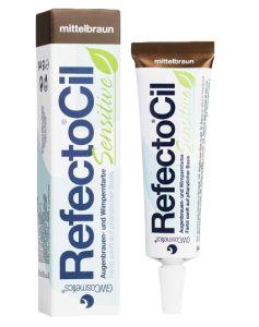 Refectocil Sensitive Bryn og Vippefarve - Medium Brown