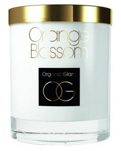 Organic Glam Orange Blossom Candle (U)