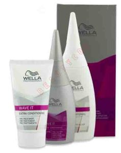 Wella Wave It Extra Conditioning Mild C/S sæt