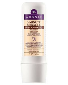 Aussie 3 Minute Miracle Luscious Long Treatment 250 ml