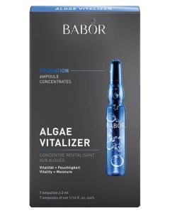 Babor Hydration Ampoule Concentrates Algae Vitalizer 7 x 2 ml