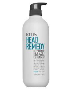 KMS Headremedy Deep Cleanse Shampoo (N) 750 ml