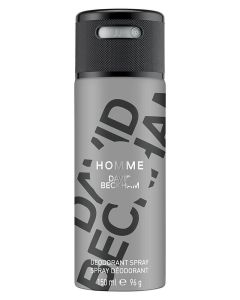 David Beckham Homme Deodorant Spray 150 ml