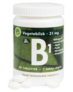 Berthelsen Naturprodukter - B1