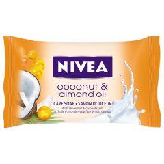 Nivea Coconut & Almond Oil Hånd- og Kropssæbe