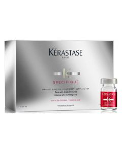 Kerastase Specifique Aminexil Cure Anti-Chute Intensive Thinning Hair  6 ml
