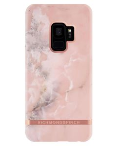 Richmond And Finch Pink Marble Samsung S9 Cover (U)