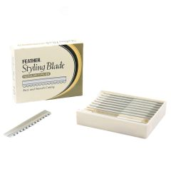 Feather Styling Blade, Regular CGEX-10 - 1 x 10stk