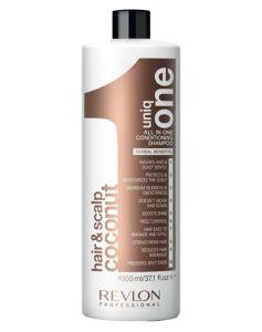 Uniq One All In One Conditioning Shampoo - Coconut 1000 ml