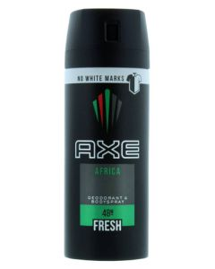AXE For Him Deodorant Bodyspray - Africa 150 ml