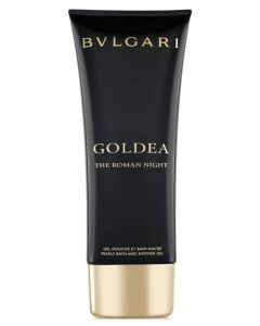 Bvlgari Goldea The Roman Night Shower Gel 100 ml