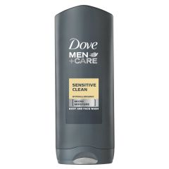 Dove Men + Sensitive Clean 250 ml