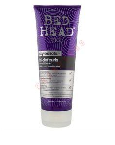 TIGI Styleshots Hi-Def Curls Conditioner 200 ml