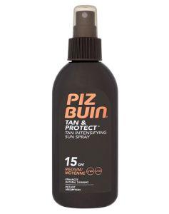 Piz Buin Tan & Protect, Tan Intensifying Sun Spray SPF 15 150 ml