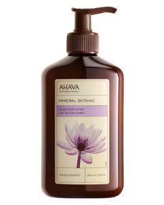 AHAVA Velvet Body Lotion - Lotus & Chestnut 400 ml