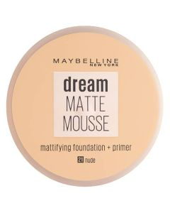 Maybelline Dream Matte Mousse - 21 Nude 18 ml