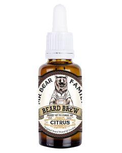 Mr Bear Family Beard Brew - Citrus 30 ml