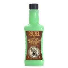 Reuzel Scrub Shampoo (Rejse Str.) 100 ml
