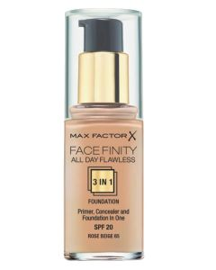 Max Factor Facefinity 3 in 1 Rose Beige 65- 30 ml