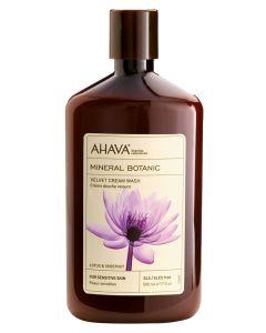 AHAVA Velvet Cream Wash - Lotus & Chestnut 500 ml