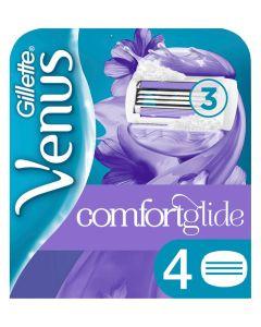 Gillette Venus Comfortglide Breeze Blades 4pak