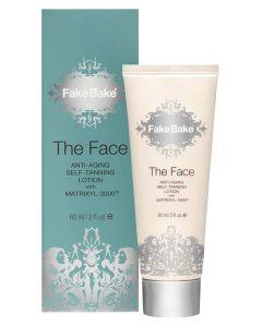 Fake Bake The Face Anti-Aging Self-Tanning Lotion 60 ml