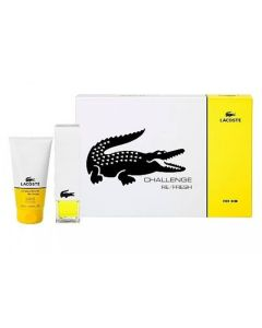 Lacoste Challenge Refresh For Him Giftset*