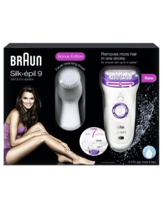 Braun Silk Epil 9 Wet & Dry Epilator - 9-579