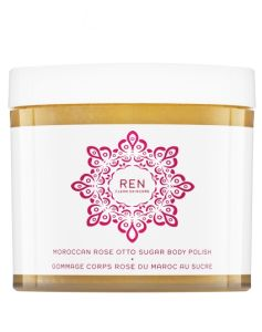 REN Moroccan Rose Otto Sugar Body Polish 330 ml