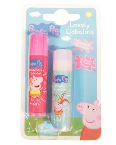 Peppa Pig Lovely Lipbalms