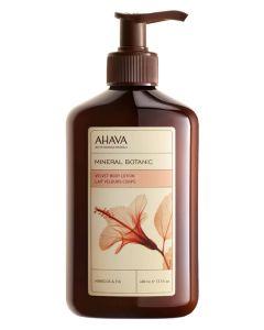 AHAVA Velvet Body Lotion - Hibiscus & Fig  400 ml
