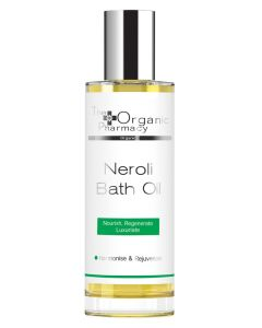 The Organic Pharmacy Neroli Bath Oil 100 ml