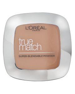 L'Oréal True Match Super-Blendable Powder - 3.D/2.W Golden Beige