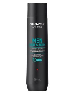 Goldwell For Men Hair & Body Shampoo (N) 300 ml