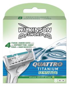 Wilkinson Sword - Quattro Titanium Sensitive