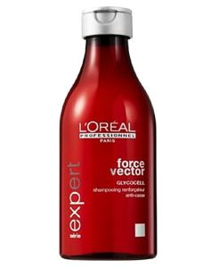 Loreal Force Vector  Shampoo (U) 250 ml