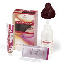 Wella Color Touch Vibrant Reds 4/57 (Hjemmefarver)