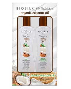 Biosilk Silk Therapy Organic Coconut Oil Kit 167 ml