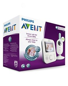 Philips Avent Babyalarm med Video Monitor SCD620