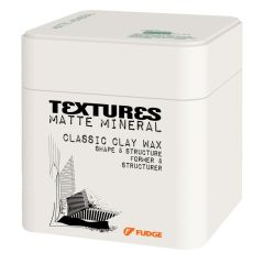 FUDGE TEXTURES Classic Clay Wax