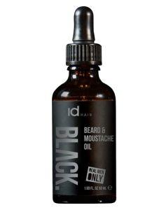 Id Hair - Black. Beard & Moustache Oil 50 ml