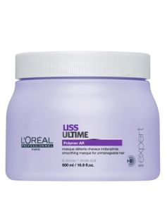 Loreal Liss Ultime Mask (U) 500 ml