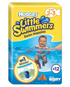 Huggies Little Swimmers 3kg-8kg