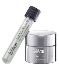 Doctor Babor Purity Cellular SOS De-Blemish Reducing Kit
